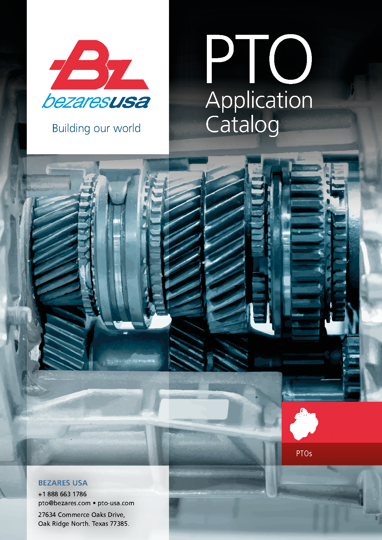 PTO Application Catalog - Bezares USA (North America)