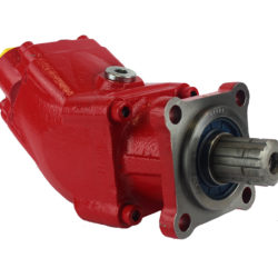 FIXED FLOW PISTON PUMPS