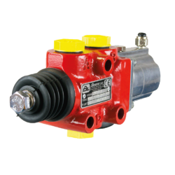 FLOW DIVERTER VALVES