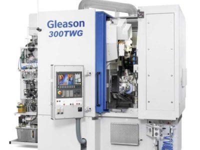 Nueva rectificadora para flancos de engranajes Gleason 300 TWG