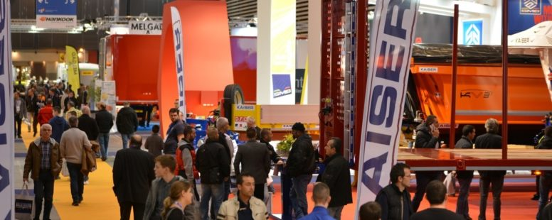 Bezares showcases its new product line at Solutrans 2017