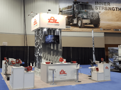 "Bezares USA participation @ ""The Work Truck Show"" 2018"