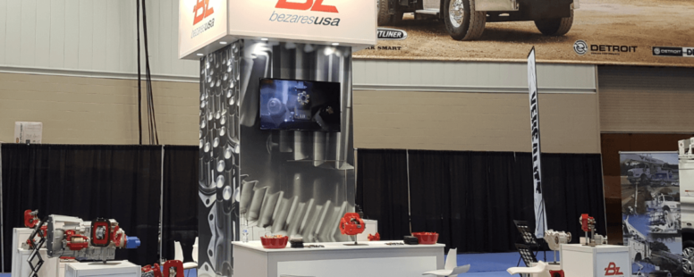 "Resumen de la participación de Bezares USA en ""The Work Truck Show"" 2018"