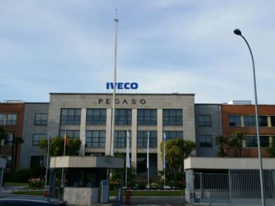 Regional conventions in Iveco Spain