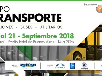 Bezares & Sabbatini at the Expo Transporte 2018 – Argentina