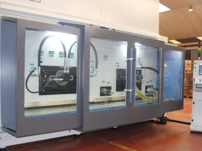 New test bench for vane pumps and motors