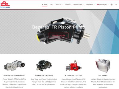 New Bezares Website