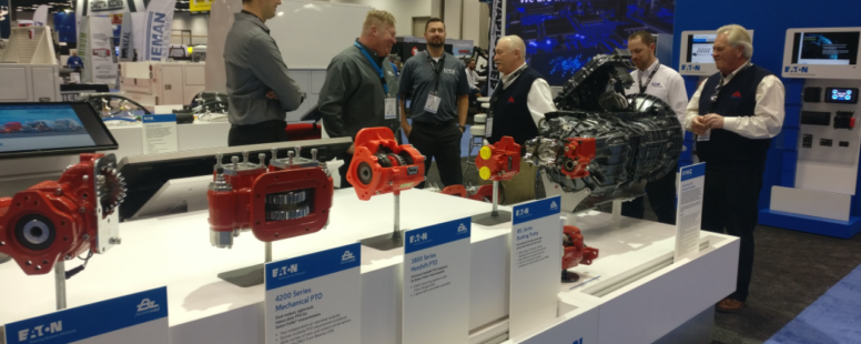 Bezares USA and EATON @ The Work Truck Show 2019