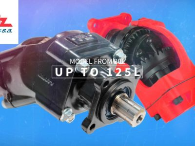 New video for the FR/MR bent-axis Piston pumps and motors