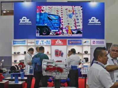 Participación de Bezares Mexico en Expo Proveedores del Transporte