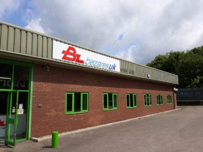 Nueva filial de Bezares para el Reino Unido.