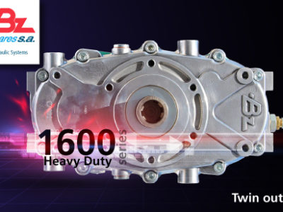 New Agriculture Gearbox – 1600 Series