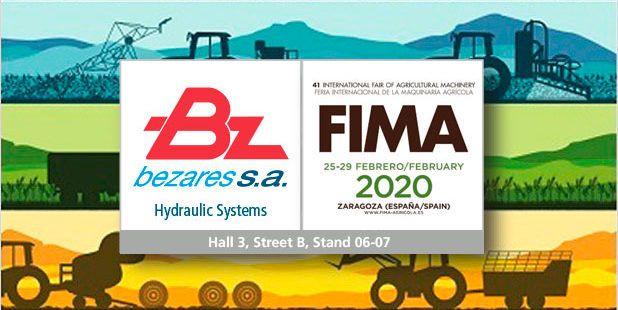 Bezares' latest agricultural innovations at FIMA 2020