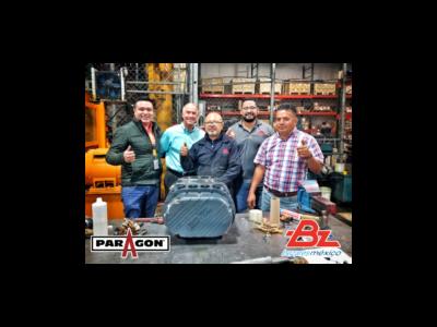Certificación Paragon – Bezares México