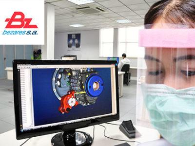 Bezares está protegiendo la seguridad de sus trabajadores durante la pandemia del coronavirus.