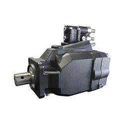 VARIABLE FLOW PISTON PUMP