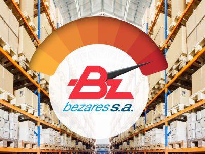 Bezares está en pleno proceso de reabastecimiento para acelerar entregas.