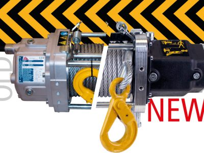BULL Winch for Pick-up Vehicles to replace BZC Pickup