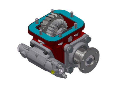 New PTO for Eaton transmission ES-9306A now available for Asian market