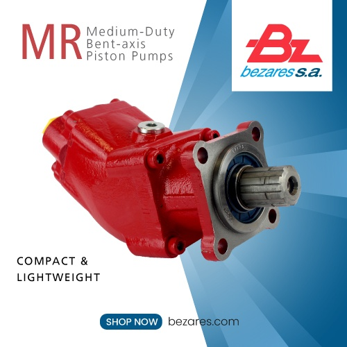 MR Piston Pumps