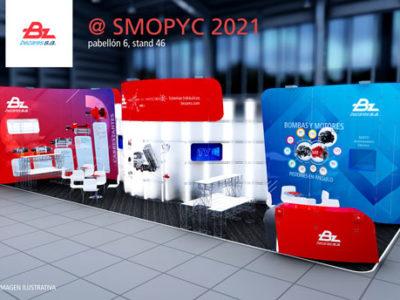 SMOPYC 2021 PARTICIPATION