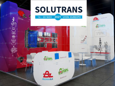 Bezares showcase its green manufacturing on Solutrans 2021